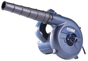 FERM Souffleuse électrique à poussière Aspirateur Nettoyage 400 W