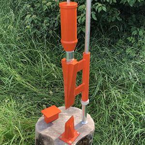 Forest Master© FMSS Fendeur de bûches manuel intelligent, pour bois de chauffe, manuel d'utilisation (français non garanti)