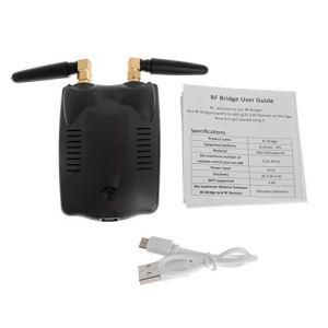 GGsheng Guide de l'utilisateur du pont RF WiFi-433HZ sans fil Smart Home Hublot Rideau Stores Porte de garage Télécommande