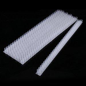 Gobelets Queen Cell, Plastique Blanc Facile à Installer Queen Bee, pour Apiculteurs Outils d'Apiculture