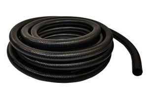 HeRo24 Tuyau de bassin professionnel en PVC – Diamètre : 38 mm – Longueur : 20 m – Qualité supérieure – Collable – Type V.