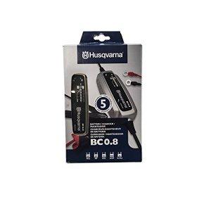 Husqvarna Chargeur de batterie / mainteneur BC 0.8