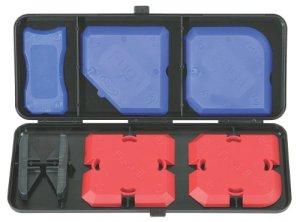 KS TOOLS 116.1020 – Coffret de 7 Spatules à Joints – Kit Outils Grattoir en Plastique