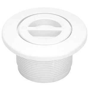 Lsaardth Sortie d'aspiration – 2 Pouces de Sortie d'aspiration de Piscine raccords de Vide Accessoires d'équipement de Traitement de l'eau de Piscine