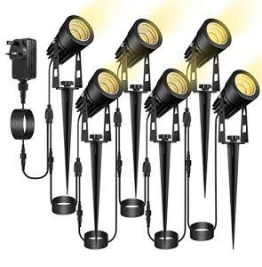 Luminaires Exterior Spotlights (Version 6)