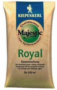 Majestic 4000159619302 Royal Gazon 10 kg
