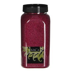 MICA Decorations Sand Sable pour Jardinage 650 ML