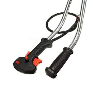MIFASA Poignée de contrôle pour débroussailleuse et débroussailleuse + câble d'accélérateur