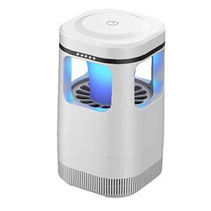 Mosquito Lamp Killer Bug Zapper lampe LED moustique Zapper Lumière, USB Portable insectes Mosquito Fly Trap lampe sans Toxique pour Chambre Extérieur Intérieur Cuisine Bureau Camping Randonnée