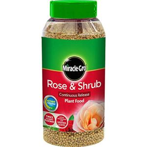 Nourriture pour roses et arbustes à libération continue de 3 kg