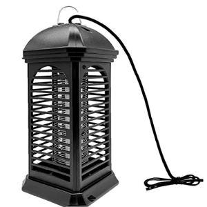 Ohomr Électrique Mosquito Zappers Killer, avec Lampe UV moustiques Insectes Bug Catcher Fly Piège Répulsif nuisibles pour la Maison de contrôle