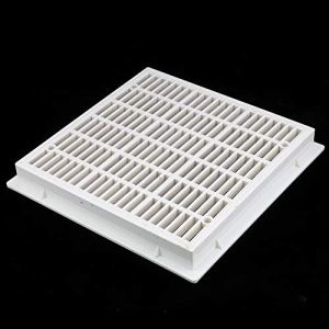 Omabeta Résistance à la Corrosion portative en Plastique de Couverture de Drain de Plancher Favorable à l'environnement pour la Piscine de Massage