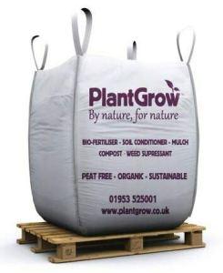 PlantGrow Engrais naturel premium paillis bio 900L
