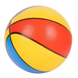 PVC Plastics Ball Soccer Ball Football Ball de Jeux Ballons de Jeux pour Enfants Jeux de Sport Soft Sports Ball Jouets pour Le Parc arrière et la Plage Fun en Plein air 8,5 Pouces