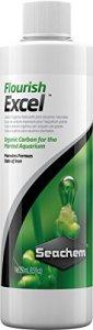Seachem Flourish Excel Complément pour Plantes d'aquarium–Pack de 25x 250ML