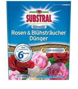 Substral Osmocote Roses & Blühsträucher Engrais – 1,5 KG