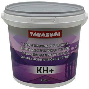 Takazumi KH+ Élévateur Valeur KH Porter pH à Niveau idéal Bassin d'étain 2 kg