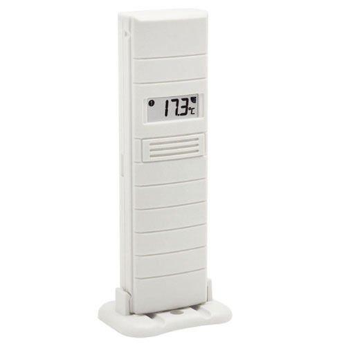 Technoline émetteur TX 35 DTH IT Transmetteur extérieur, blanc avec batteries