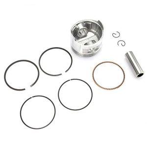 Toasses Générateur de l'essence Piston Assemblage de Remplacement Accessoires de Rechange Content pour 168F-5.5 / 168F-1 / GX160