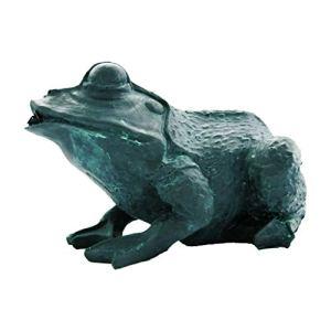 Ubbink Cracheur d'étang en Forme de Grenouille 12 cm Fontaine d'extérieur