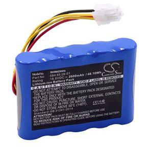 vhbw Li-ION Batterie 2600mAh (18.5V) pour Tondeuse à Gazon Robot Tondeuse Husqvarna Automower 310 Modell 2018, 315 Modell 2015, 315 Modell 2016