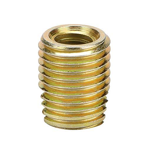 20pcs 302 kit de réparation de vis à insert de filetage autotaraudeur en acier au carbone(Inner M6*1.0 Outer M10*1.5)