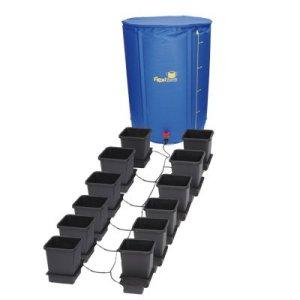 AutoPot Système de 12 pots avec système d'arrosage automatique FlexTank 225 l.