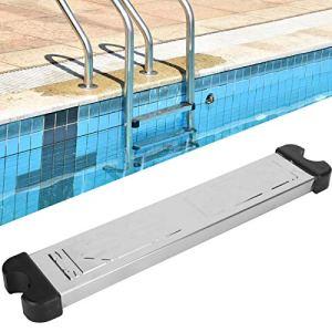 banapoy Escabeau Professionnel, pédale d'échelle de Piscine, pour piscines intérieures en Plein air