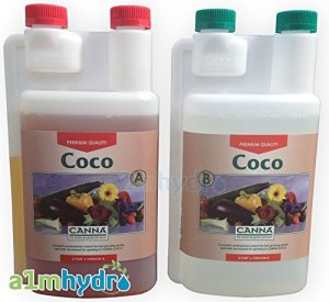 Canna Coco 1 litre A + B de culture hydroponique