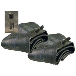 Firestone Tondeuse à gazon de tondeuse à gazon en caoutchouc de Tr 13 de chambre à air de tubes intérieurs Mettre en place 15X6.00-6 Paquet de 2