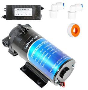 Gondzik GMB782420 300GPD 24 V 240 L/H 8,8 bar WQA Pompe à booster