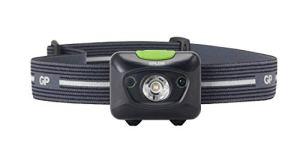 GP Batterie gP flambeaux and Headlamps, noir