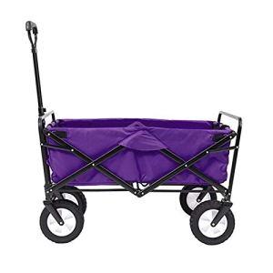 Jardin Camping Pliant Chariot De Chariot De Chariot De Chargage Strong Strong Etude Cadre Idéal pour Shopping Baby Carrier ExcellentCamp Festivals (Color : Q 4)
