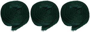 Novatool Filet de protection pour oiseaux Vert I 2 x 5 m I 20 x 20 mm I 4 x 10 m vert