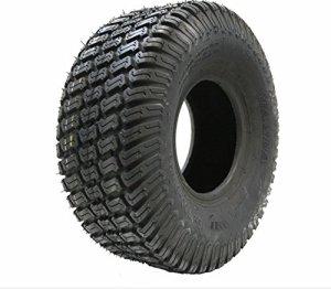 Parnells 15×6.00-6 4ply Gazon Herbe Gazon Tondeuse à pneus 15 600 6 Pneu Tour sur Tondeuse à Gazon