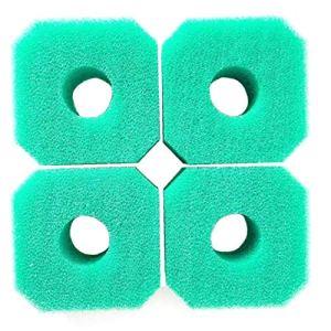 Piscine Filtre réutilisable éponge éponge de filtre lavable pour 4 verts source chaude aquatique paquets