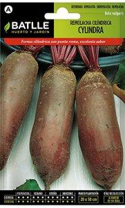 Semillas Batlle–remolachas de Table cylindrique 10 gramos