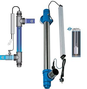 Stérilisateur/clarificateur Blue Lagoon UV-C Amalgaam