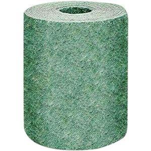 Tapis de graine dherbe,Rouleau de tapis de graines de gazon biodégradable,10M*0.2M Papier dengrais de Plantation de pelouse,pour pelouses, propagation agressive des graines dherbe