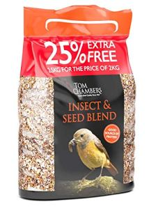 Tom Chambers Insect 'n' Seed Blend 25 % FOC 2,5 kg