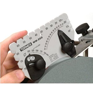 Tormek – Positionneur d'angle pour affûteuse à eau T8, T4 – Tormek – WM-200