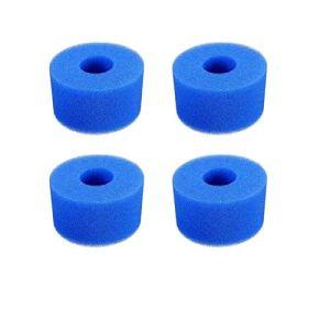 WWYX Lot de 4 éponges de filtration pour piscine