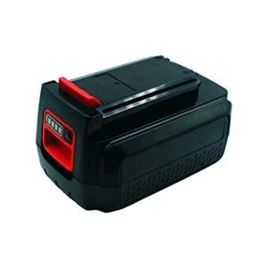 Batterie portable de 2000 mAh Tension maximale 40 V Batterie BD36 Li-ion 36 V Remplacement pour batterie Black & Dechker 40 V LBXR36 LBX36
