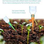 Bearbro Irrigation Goutte à Goutte Kit, 24Pcs Arrosage Plantes Automatique DIY,Système d'Irrigation Distributeur Arrosager Plantespour Jardin Maison Intérieur Extérieur