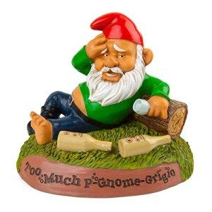 BigMouth Inc. GNOME de Jardin à la Gueule de Bois