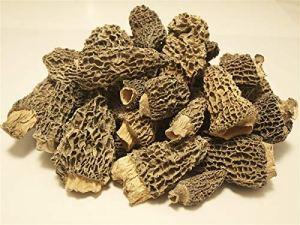 Champignons secs entiers Morchella esculenta sauvage 500 gr (17.63 oz)