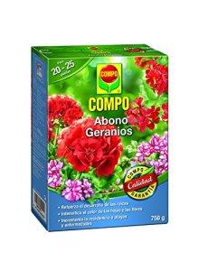 Compo 2655002011Engrais pour géraniums 750g