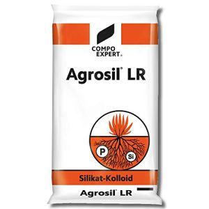 Compo Expert Conditionneurs de Sol Agrosil LR 25 kg Silikat-Kolloid