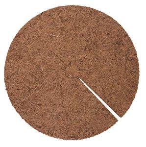 Connex Serre de Chambre avec Inserts et gouttières pour graines et semis Ø 25 cm Naturel