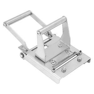Coupe-bordure portative en acier inoxydable pour coupe-bordure en acier inoxydable pour coupe-bordure en bande droite, coupe-bande en bout